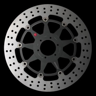 Braking Runde Bremsscheibe STX17_1